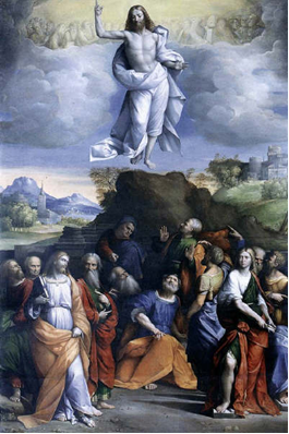 La Asuncion de Jesus