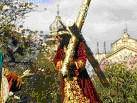 Jesus cargando la cruz