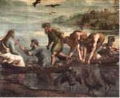 La pesca milagrosa