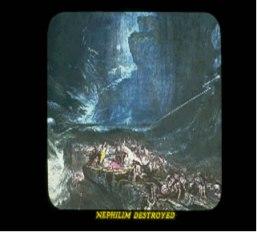 """Fotodrama de la Creacion.""""La destruccion de los nefilim"""""""