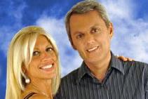 Pastor Bernardo Stamateas y su esposa la pastora Alejandra Stamateas