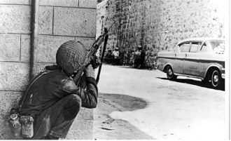 Un soldado israeli