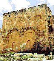 puertas de Jerusalen