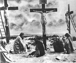 La passion de notre-seigneur jésus christ (1907), de Ferdinand Zecca, fue la primera gran pel�cula sobre Jesús.