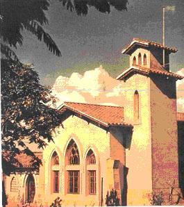 Iglesia Evangélica Bautista,Asunción,Paraguay.