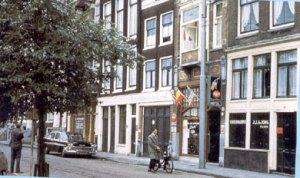 Casa de Juan Smyth, fundador de la iglesia bautista de Amsterdam, Holanda en 1609.