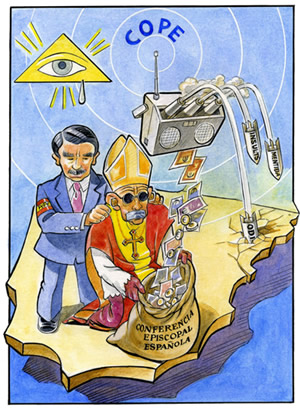 Benedicto XVI, el Papa Democrático