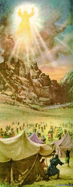 Vida de Moisés - La rebelión de Coré