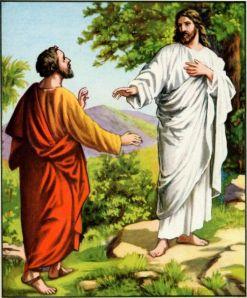 La confesión de Pedro