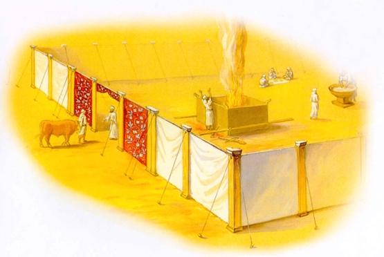 Que+es+el+tabernaculo+de+dios