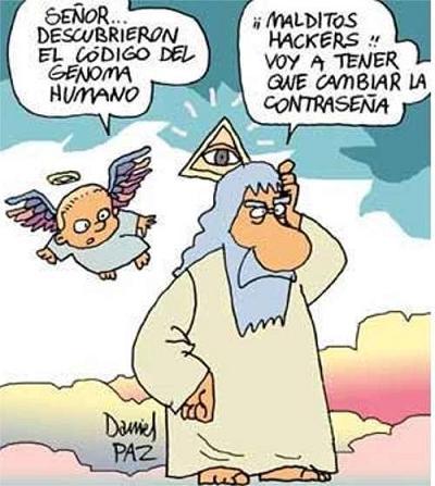 El Diablo vs Dios, Si el diablo es el malo cual es el bueno?